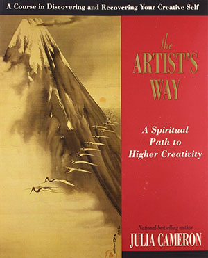 Couverture de The Artist's Way de Julia Cameron